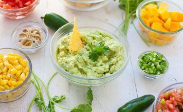 Рецепт: лучшее в мире гуакамоле за 10 минут! - FreshMart