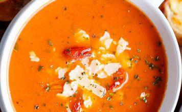 Суп из томатов и базилика - FreshMart