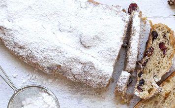Штоллен с цукатами и орехами - FreshMart