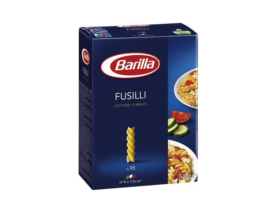 Макароны Фузилли Barіlla 500г - FreshMart
