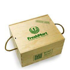 Деревянный бокс (от 190 до 343 грн) - FreshMart