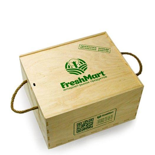 Дерев'яний бокс (від 190 до 343 грн) - FreshMart