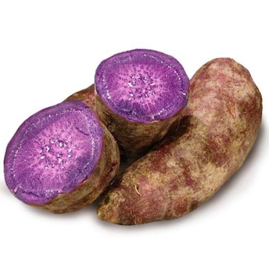 Батат фиолетовый - FreshMart