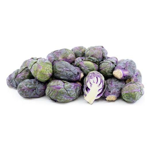 Капуста брюссельская фиолетовая 500г - FreshMart