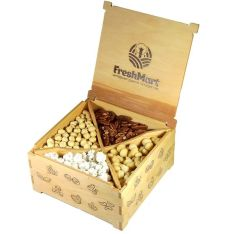 Ореховый набор De Luxe Star - FreshMart