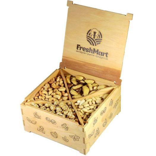 Горіховий набір Premium - FreshMart