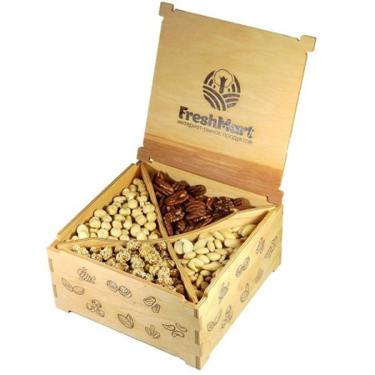 Горіховий набір Premium Star - FreshMart