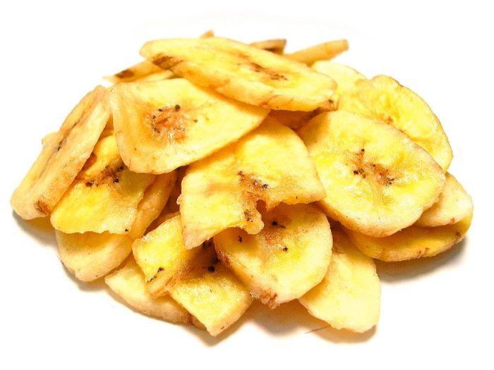 Банановые чипсы 100г - FreshMart