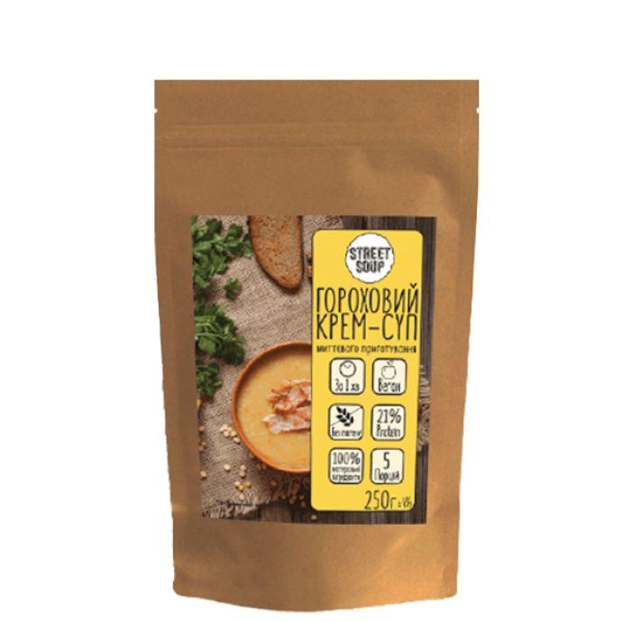 Крем-суп Street Soup гороховый 250г - FreshMart