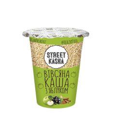 Каша овсяная Street Kasha с яблоком 50г - FreshMart