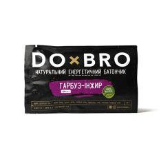 Энергетический батончик тыква-инжир DOBRO 45г - FreshMart
