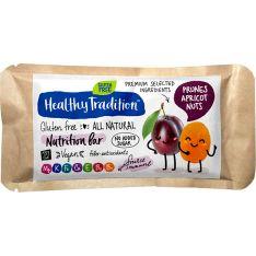 Питательный батончик Healthy Tradition Nutrition Bar чернослив и абрикос 34г - FreshMart