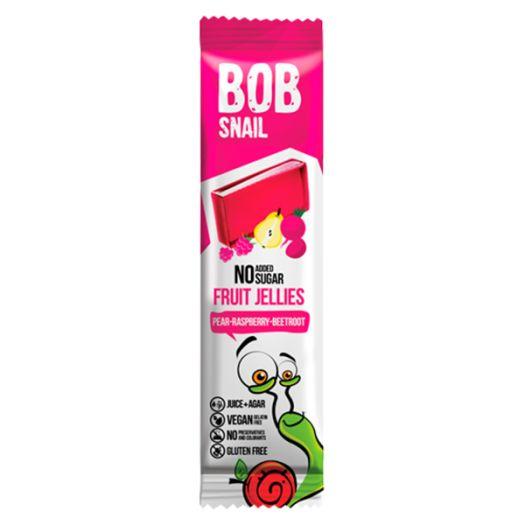 Мармелад Bob Snail груша-малина-свекла натуральный 38г - FreshMart