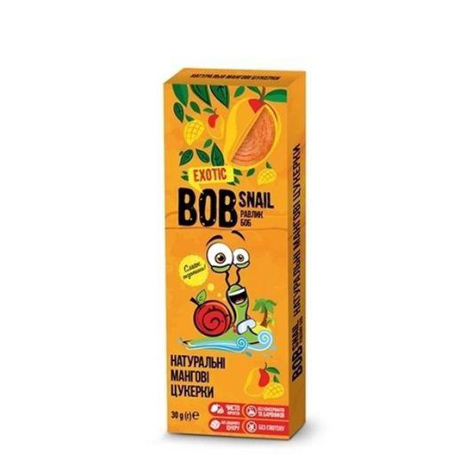 Конфеты Bob Snail манговые натуральные 30г - FreshMart