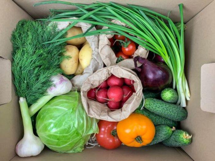 """Овощной набор """"С бабушкиного огорода"""": фото 2 - FreshMart"""