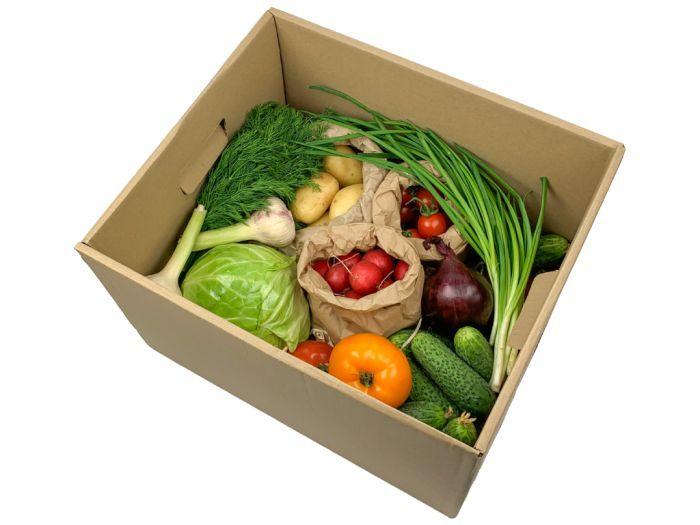 """Овощной набор """"С бабушкиного огорода"""" - FreshMart"""