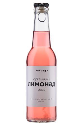 Лимонад органический Розе Eat Easy 250 мл - FreshMart