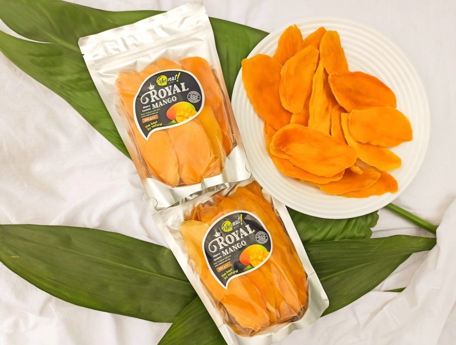 Манго сушеное  Royal  500г - FreshMart
