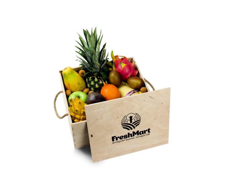 """Фруктовый набор средний """"Фиджи"""" - FreshMart"""