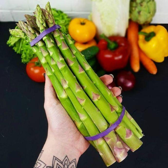Спаржа зелёная 450г: фото 2 - FreshMart
