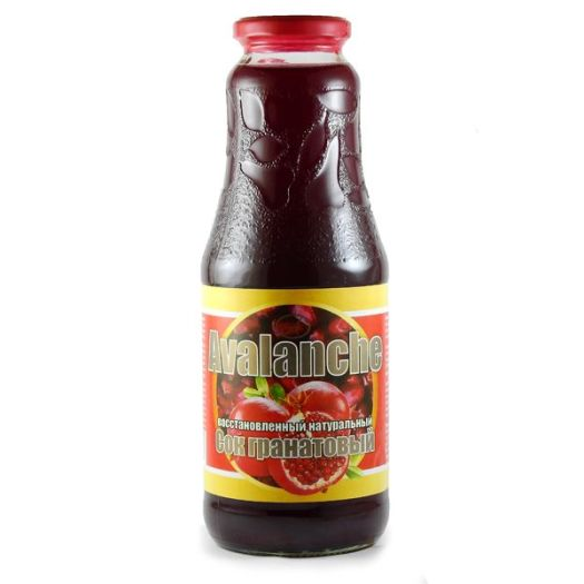 Гранатовый сок 1л - FreshMart