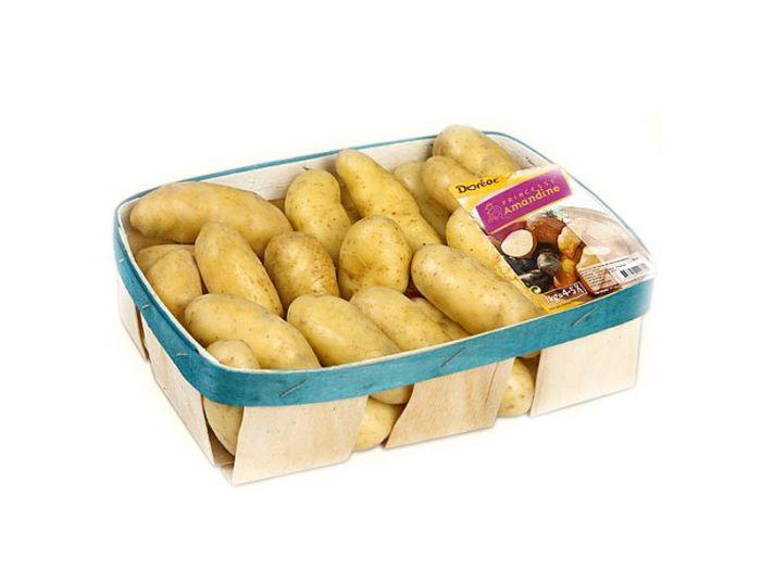 Картофель молодой Франция 1кг - FreshMart