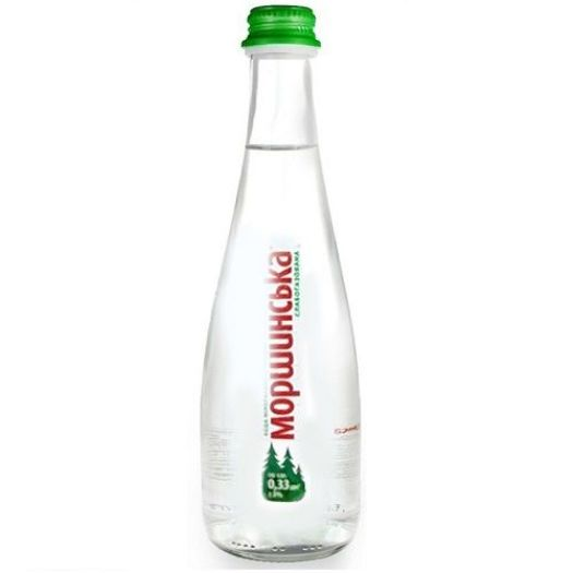 Вода Моршинская слабогазированная 330мл - FreshMart